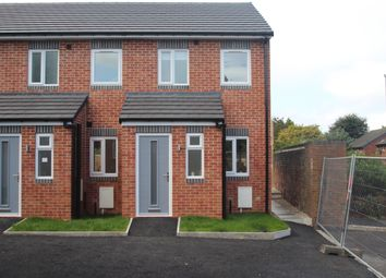Thumbnail 2 bedroom town house for sale in Sandon View, Hunslet, Leeds