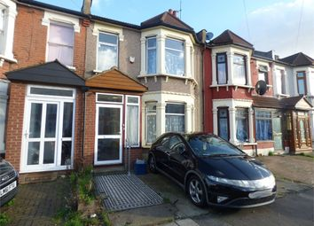 Thumbnail 3 bed terraced house for sale in Cobham Road, Ilford, Essex