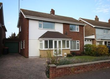Thumbnail 3 bed detached house to rent in Brecon Way, Bedford