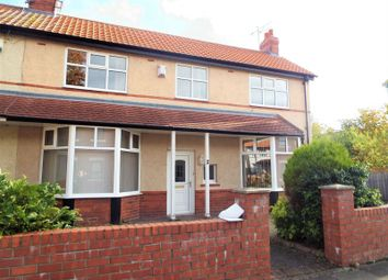 Thumbnail 4 bed semi-detached house for sale in Lyndhurst Road, Monkseaton, Whitley Bay
