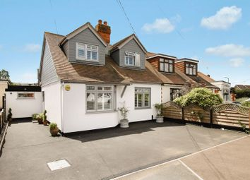 Thumbnail 4 bed semi-detached house for sale in Nevendon Road, Wickford