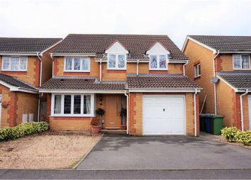 Thumbnail 4 bed detached house for sale in Sand Hill, Farnborough