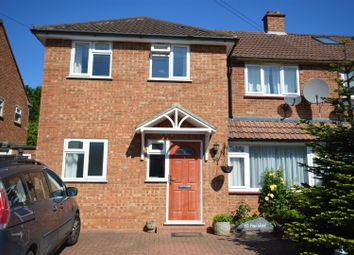 Thumbnail 4 bed end terrace house for sale in How Wood, Park Street, St. Albans