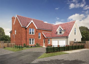 Thumbnail 5 bed detached house for sale in Bucklesham Road, Foxhall, Ipswich