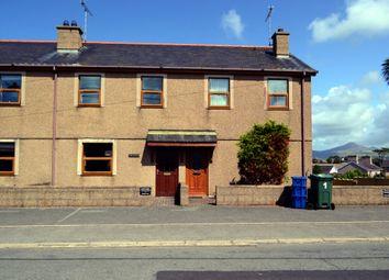 Thumbnail 3 bed terraced house for sale in Morfa Nefyn, Pen Llyn, North West Wales