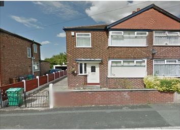 Thumbnail 3 bedroom semi-detached house to rent in Sutcliffe Avenue, Longsight, Manchester