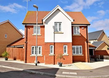 Thumbnail 3 bed detached house for sale in Montague Side, Basildon, Essex