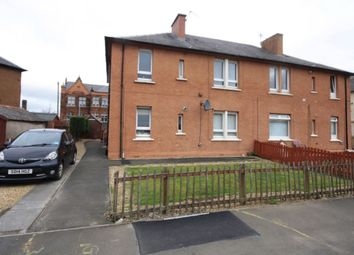 Thumbnail 2 bed flat for sale in Deanbrae Street, Uddingston, Glasgow