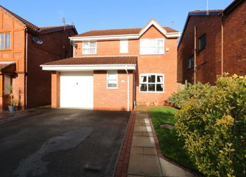 4 bed detached house for sale in Rowanswood Drive, Hyde SK14