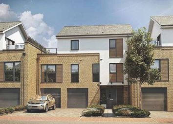 Thumbnail 4 bed flat for sale in St Marys Island, Chatham, Maritime Kent