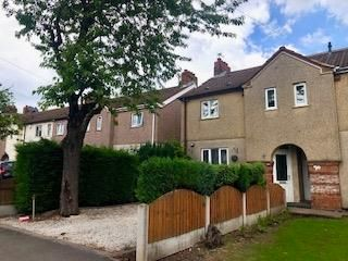 Thumbnail 3 bed property to rent in Cockshutt Lane, Thompson Avenue, Wolverhampton