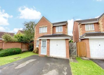 Thumbnail 3 bed detached house for sale in Paddick Drive, Lower Earley, Reading, Berkshire
