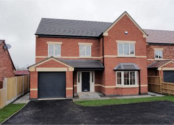 Thumbnail 6 bed detached house for sale in Birkinstyle Lane, Alfreton