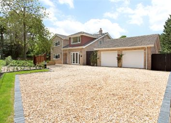 Thumbnail Detached house for sale in Harts Lane, Burghclere, Newbury, Hampshire