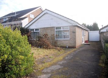 Thumbnail 2 bed bungalow for sale in Marlborough Way, Ashby De La Zouch