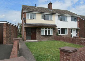 3 bed semi-detached house to rent in Grosvenor Road, Congleton CW12