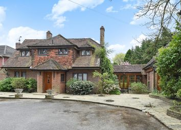 Thumbnail 4 bed detached house for sale in London Road, Sunningdale, Berkshire
