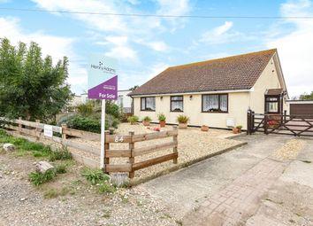 Thumbnail 4 bed detached bungalow for sale in Harbour Road, Pagham, Bognor Regis