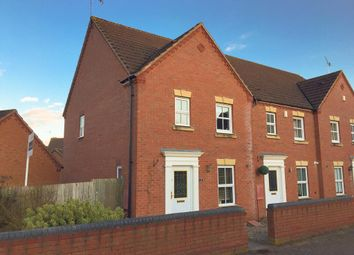 Thumbnail 3 bed end terrace house for sale in Bromhurst Way, Chase Meadow Square, Warwick