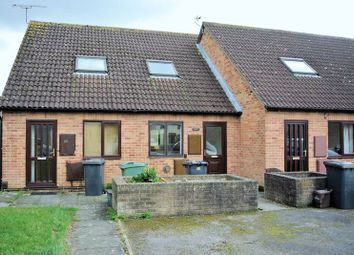 Thumbnail 1 bed terraced house for sale in Milford Close, Longlevens, Gloucester