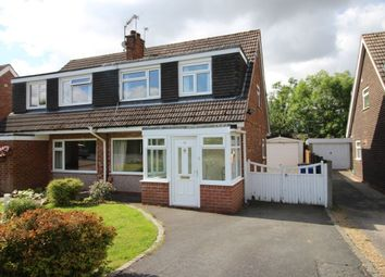 Thumbnail 3 bedroom semi-detached house to rent in Seal Road, Bramhall, Stockport