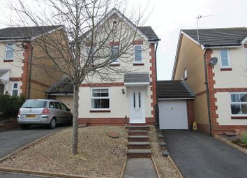 Thumbnail 3 bed detached house for sale in Adar Y Mor, Barry