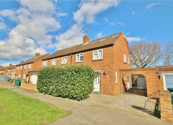 Thumbnail 4 bed semi-detached house to rent in Beverley Road, Sunbury-On-Thames, Surrey