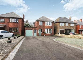 Thumbnail 3 bed detached house for sale in Watling Street, Grendon, Warwickshire