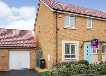 3 bed semi-detached house for sale in Cowslip Crescent, Emersons Green, Bristol BS16