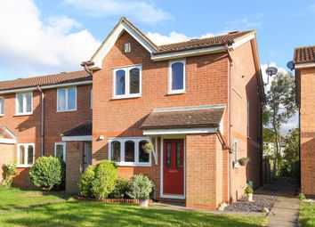 Thumbnail 3 bed end terrace house for sale in Hambleton Close, Worcester Park