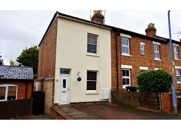 Thumbnail 2 bed end terrace house for sale in Stanley Street, Worcester