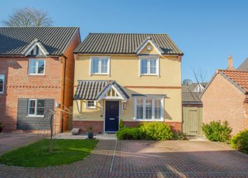 Thumbnail 4 bed detached house for sale in St. Pauls Drive, Kedington, Suffolk