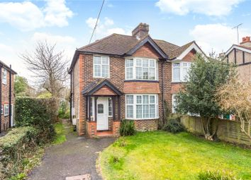 Thumbnail 3 bedroom semi-detached house for sale in Wood Ride, Haywards Heath, West Sussex