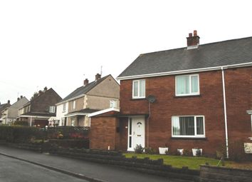 Thumbnail 3 bed semi-detached house for sale in Bryngwyn Bach, Dafen, Llanelli, Carmarthenshire