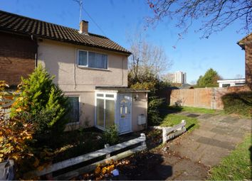 Thumbnail 2 bed end terrace house for sale in Broom Walk, Stevenage
