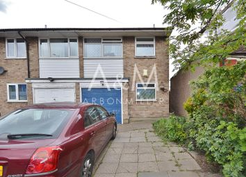 Thumbnail 3 bed semi-detached house for sale in Forest Road, Ilford