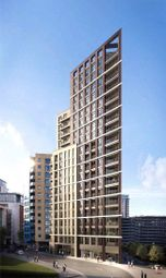 Thumbnail 3 bed flat for sale in Royal Dock West, Royal Victoria Dock, London