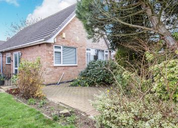 Thumbnail 2 bed detached bungalow for sale in The Woodlands, Wigston