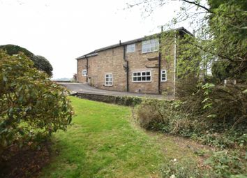 Thumbnail 5 bedroom detached house for sale in Mottram Moor, Hollingworth, Hyde
