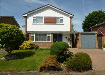 Thumbnail 3 bed detached house for sale in Cranmer Close, Potters Bar, Hertfordshire