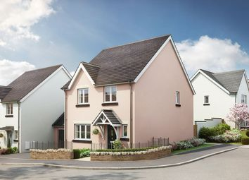 "Thumbnail 4 bed detached house for sale in ""The Mylne"" at The Rocklands, Chudleigh, Newton Abbot"