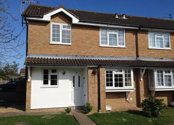 Thumbnail 2 bed end terrace house to rent in Heron Ridge, Polegate