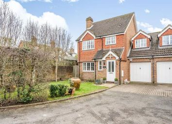 Thumbnail 4 bed link-detached house for sale in Strathmoor Gardens, Easebourne, Midhurst, West Sussex