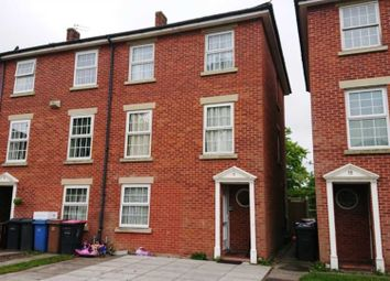 Thumbnail 4 bed town house for sale in Legh Street, Salford