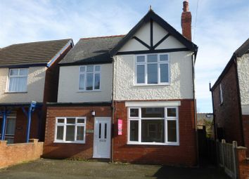 Thumbnail 3 bedroom detached house for sale in Vyrnwy Road, Oswestry