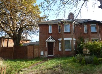 Thumbnail 5 bed semi-detached house to rent in Harefield Road, Southampton