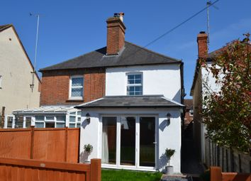Thumbnail 2 bed cottage for sale in Greenham Road, Newbury