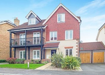 Thumbnail 4 bed end terrace house for sale in Oxshott, Leatherhead, Surrey