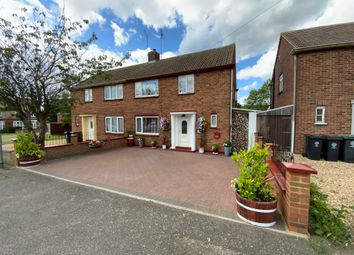 Allen Road, Rushden NN10. 3 bed semi-detached house