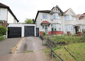 Thumbnail 3 bed semi-detached house to rent in Edgware Way, Edgware